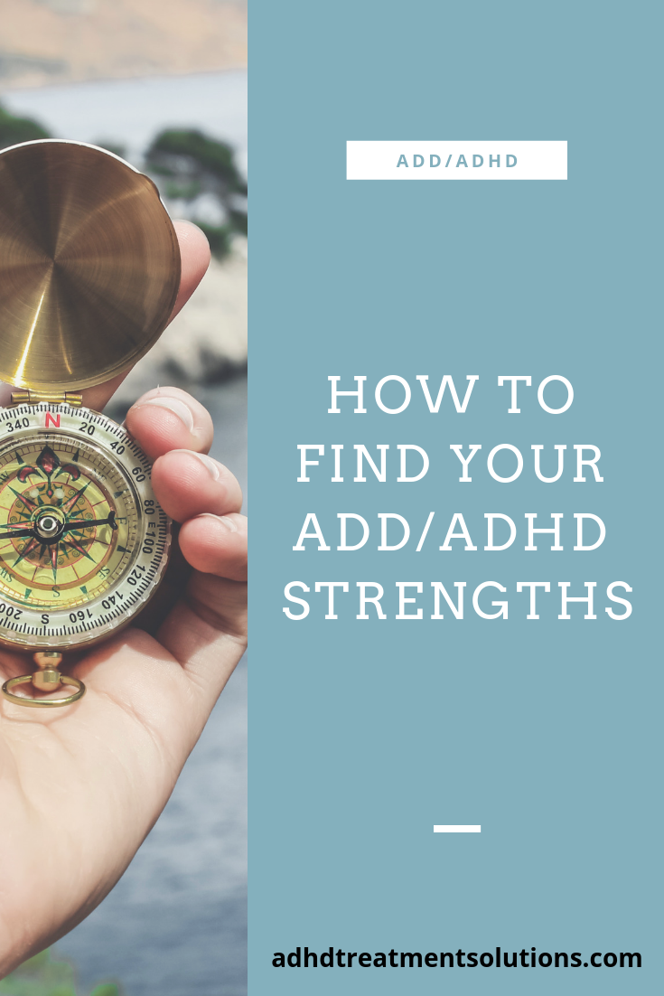 The best way to discover your inner strengths with ADD/ADHD and nurture them to live the life you want! #add #adhd #thetalyorsolution #adhdresources #selfesteem #mentalillness